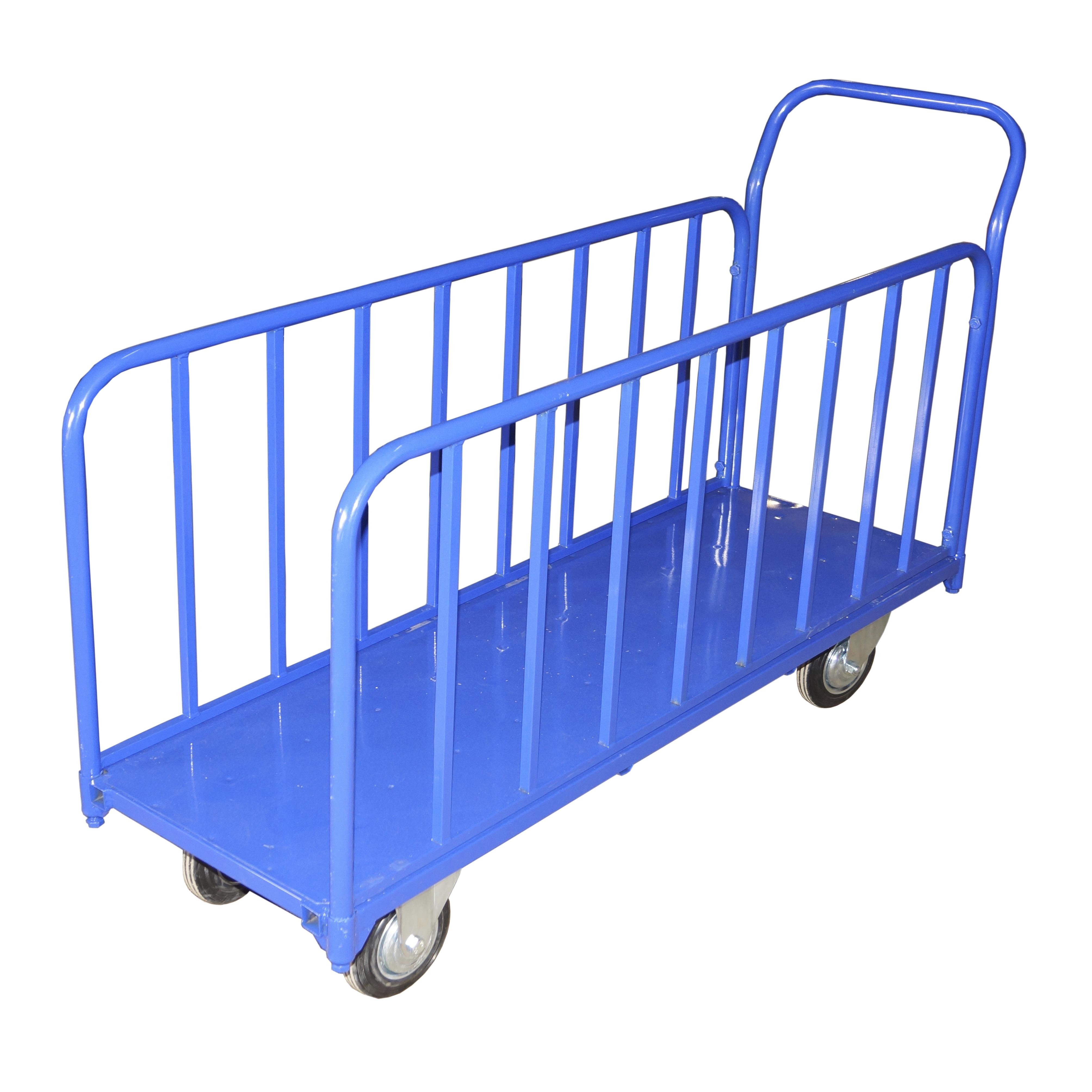 ДЛ Тележка для перевозки длинномерных грузов