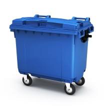 Контейнер для мусора 660 л