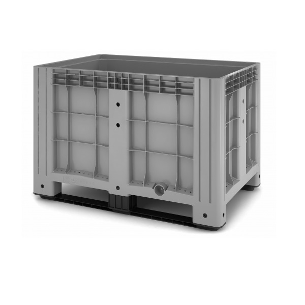 Сплошной контейнер iBox на полозьях (1200х800)