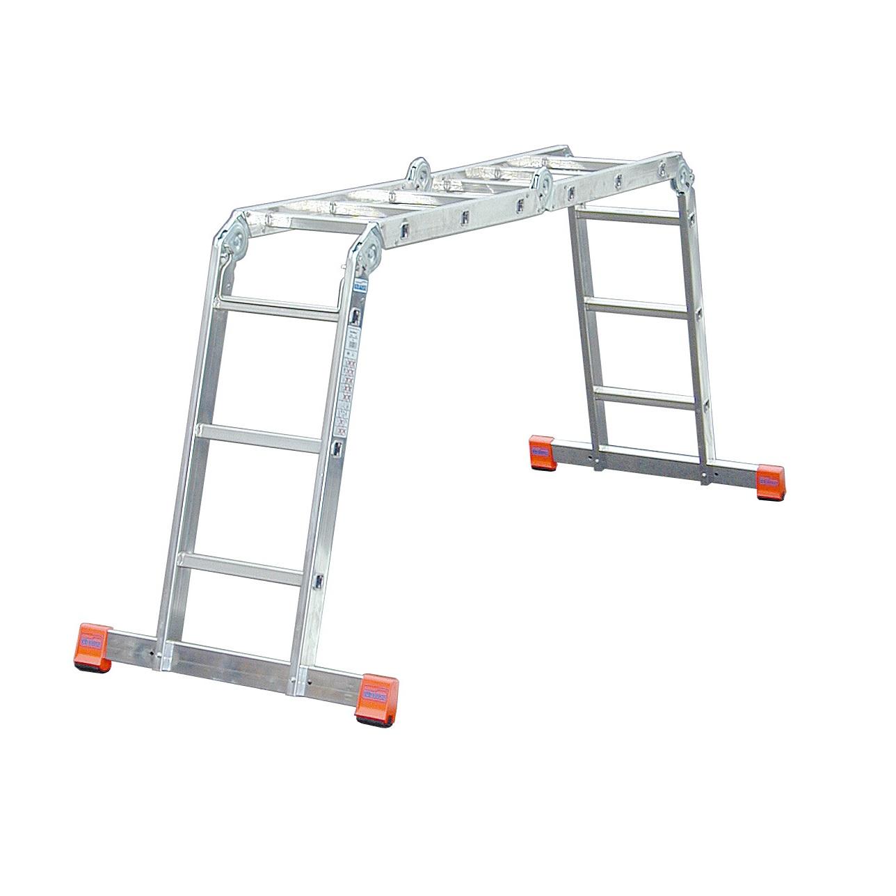 Шарнирная лестница MultiMatic (MONTO)