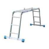 Шарнирная лестница-трансформер