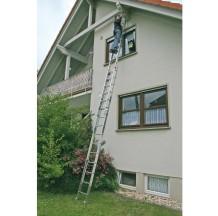 Двухсекционная лестница с тросом Robilo