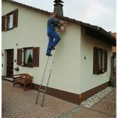 Односекционная приставная лестница Sibilo