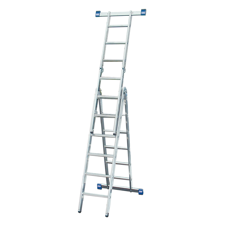 Комбинированная шарнирная лестница (STABILO)