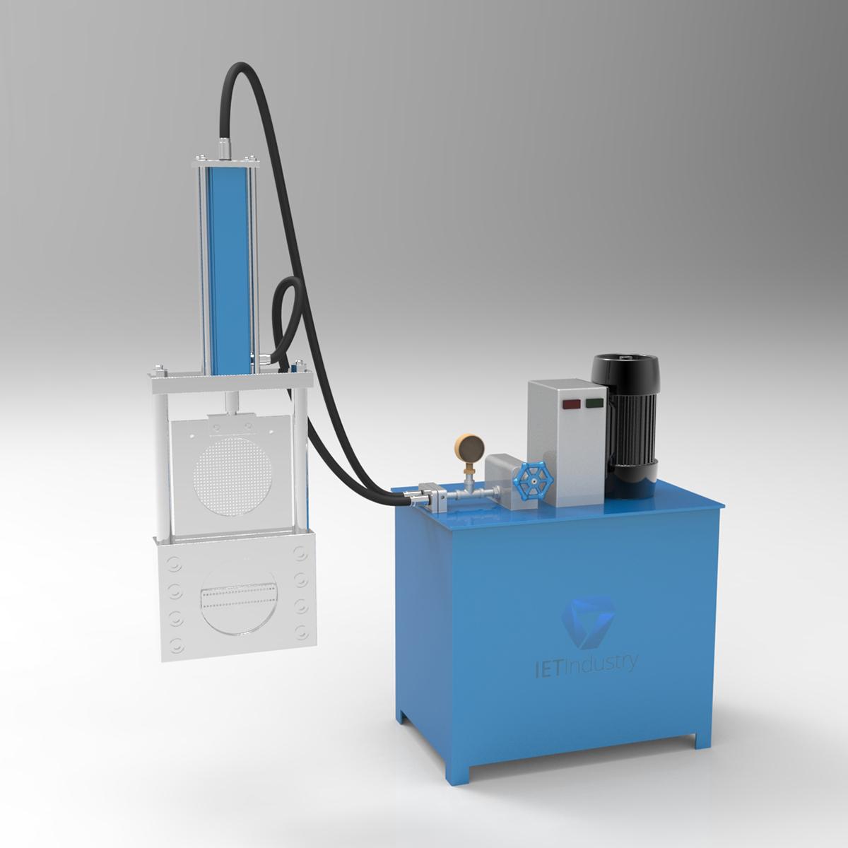 Системы фильтрации расплава полимера