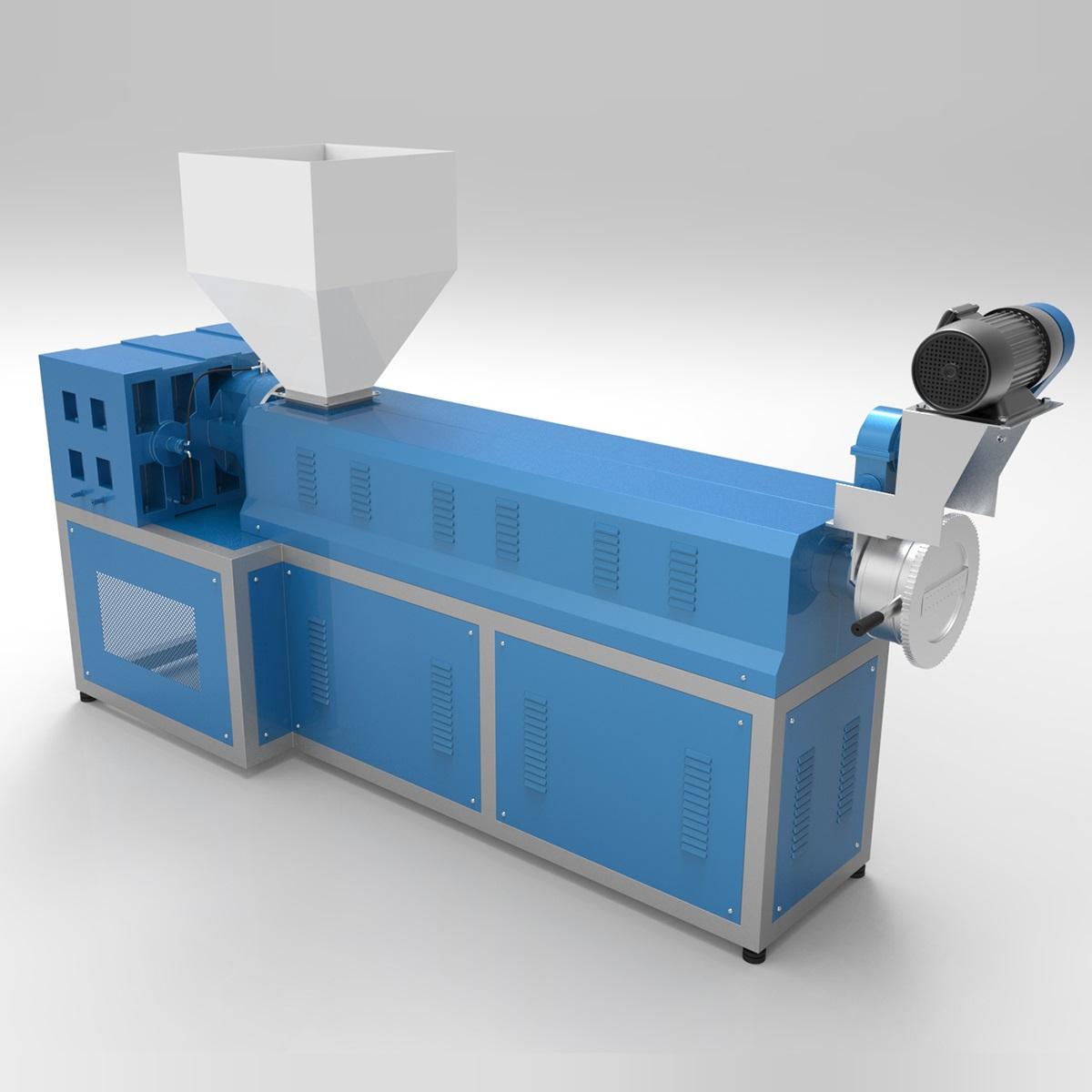 Оборудование для вторичной переработки полимеров