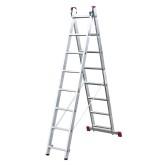 Двухсекционная универсальная лестница Corda