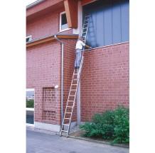 Двухсекционная лестница с тросом Corda