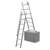 Трехсекционная лестница с дополнительной функцией Corda