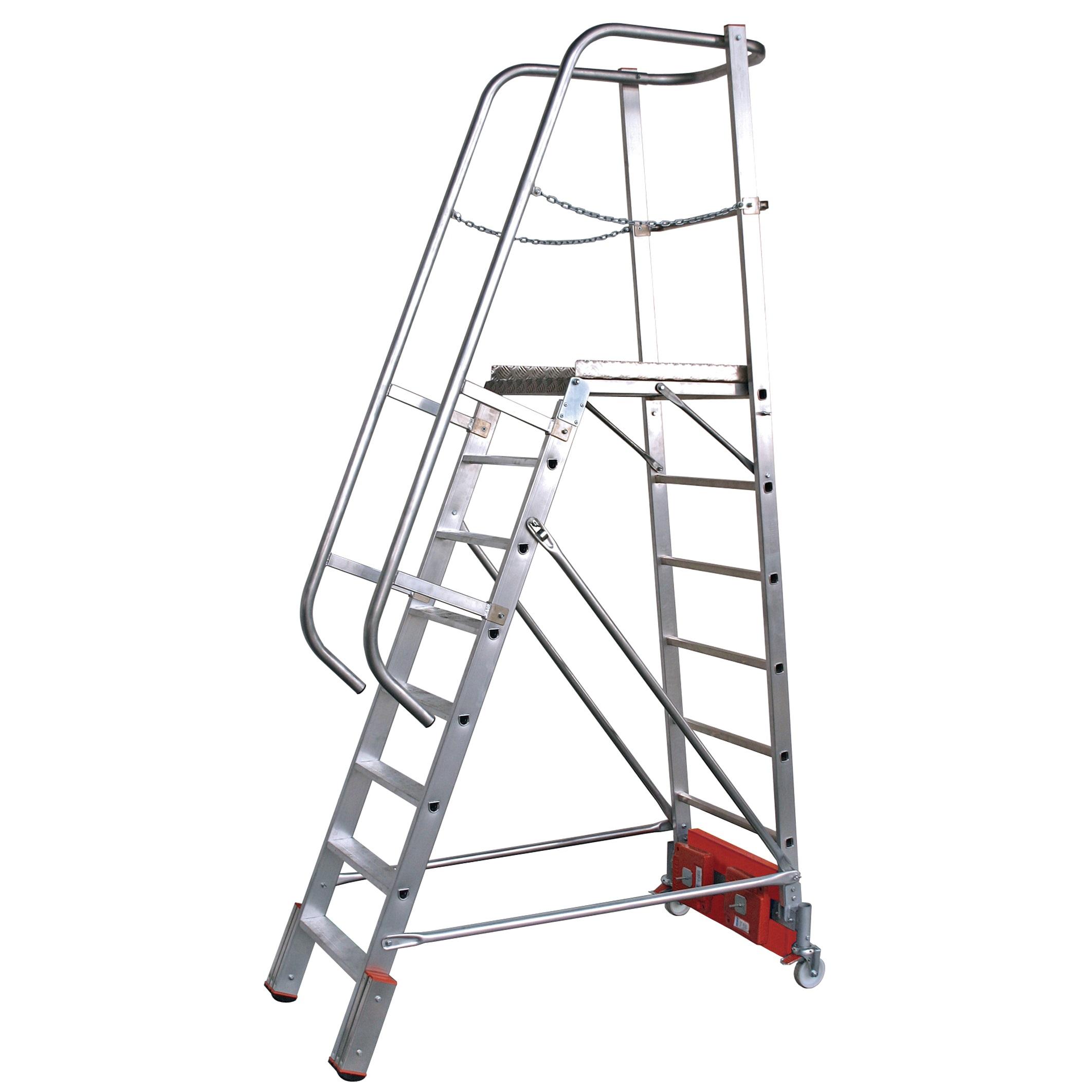 Лестница Vario kompakt (STABILO)