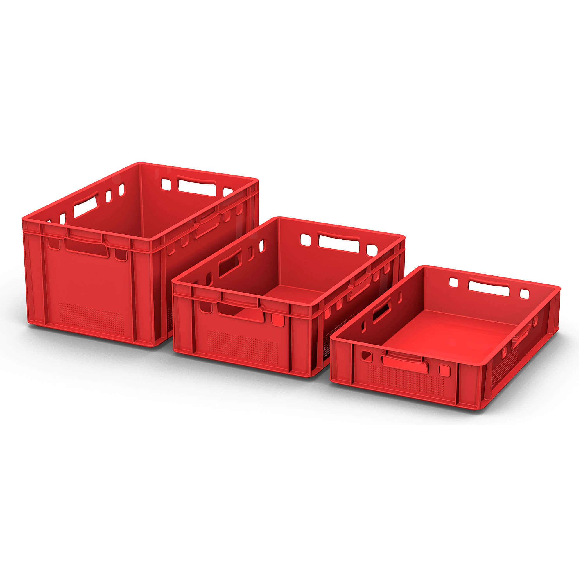 Ящики для мяса