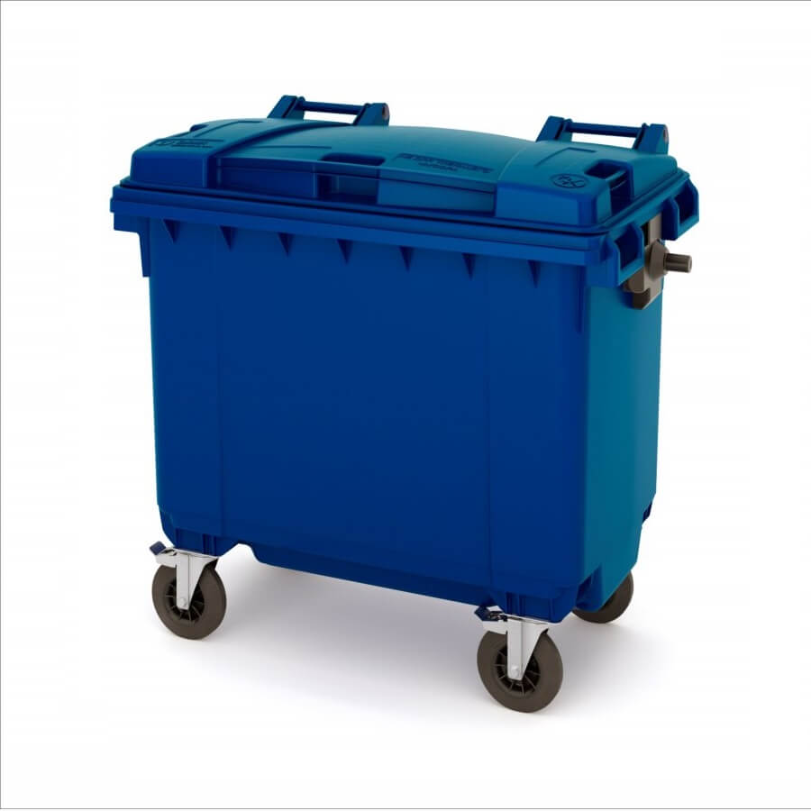 Контейнер для мусора 770 л
