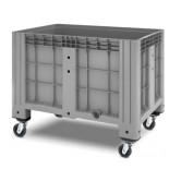 Сплошной контейнер iBox на колесах