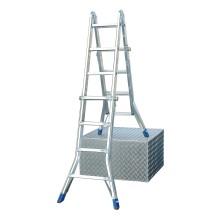 Телескопическая лестница-трансформер